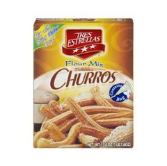 Churro Flour Tres Estrellas