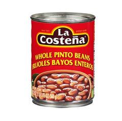 La Costena Whole Pinto Benas