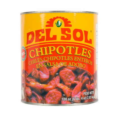 Del Sol Chipotle Peppers