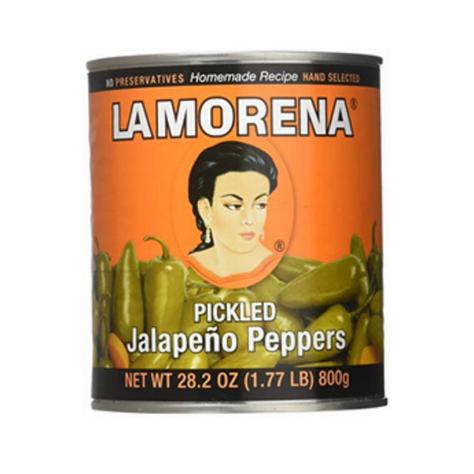 La Morena Japeno Slices
