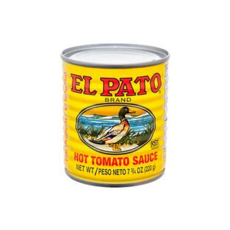 El Pato Salsa Yellow