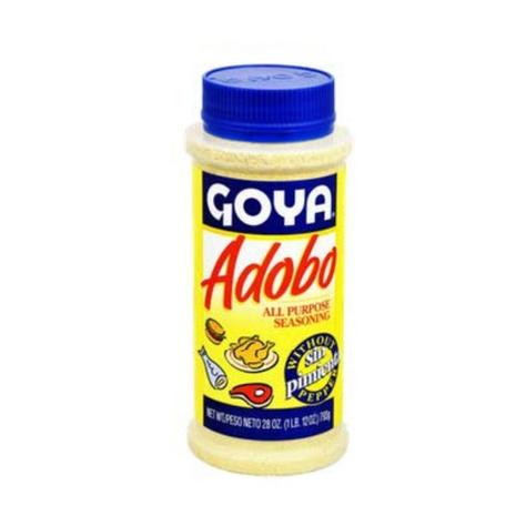 Goya Adobo Sin Pimienta