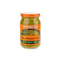 La Morena Green Mexican Sauce