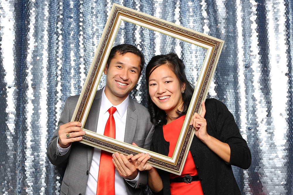 photo booth rental surrey matching couple