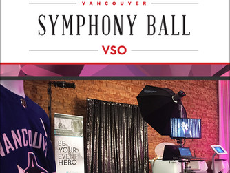Vancouver Symphony Ball | Vancouver Photo Booth Rental