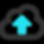 Vancouver Online Cloud Icon