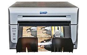 DNP Printer Front View