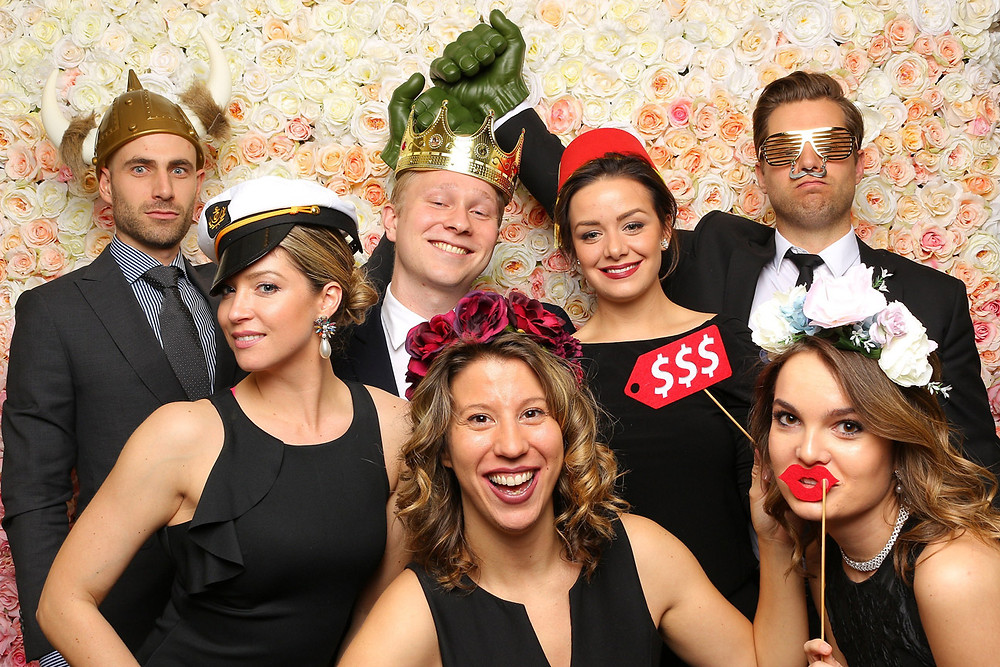 vancouver photo booth rental happy times