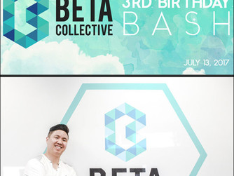 Beta's 3rd Birthday Bash | Photo Booth Rental Surrey