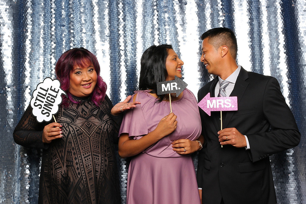photo booth rental surrey trio