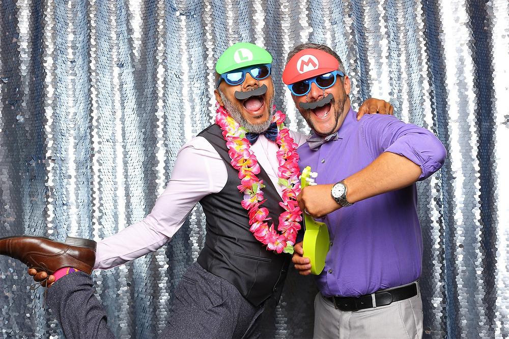 wedding photo booth rental langley fun