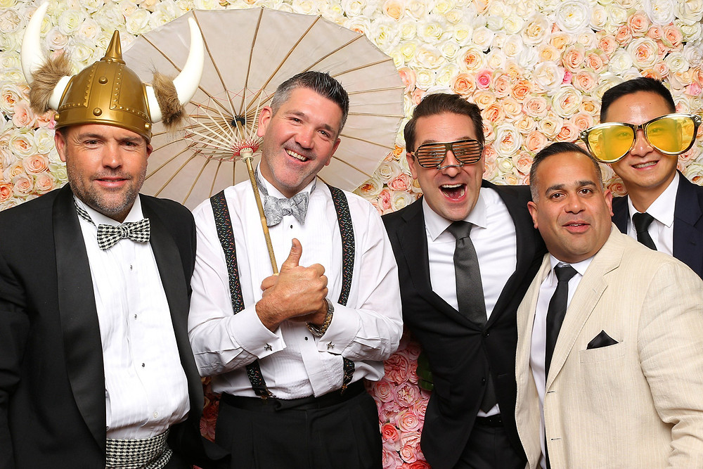vancouver photo booth rental men's group