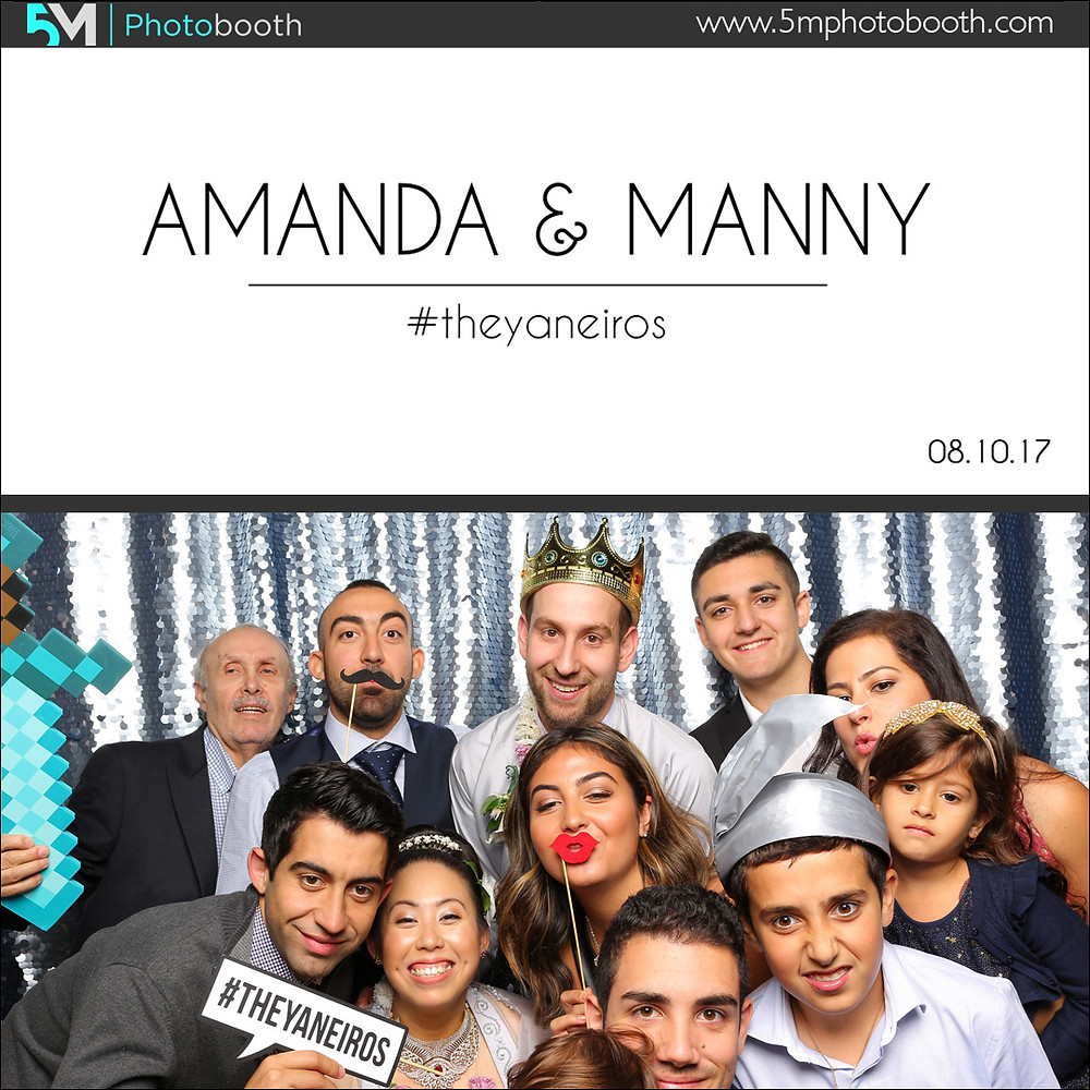 photo booth rental surrey amanda & manny burmese wedding