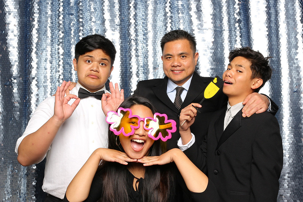 photo booth rental surrey cute family