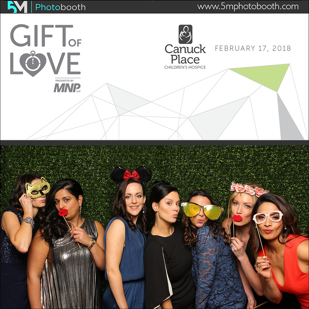 photo booth rental abbotsford gift of love gala