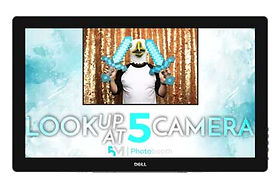 Photo Booth Ready Screen