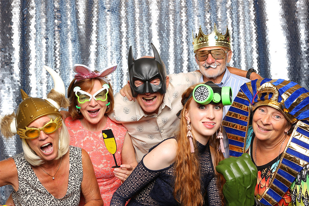 wedding photo booth rental langley still young