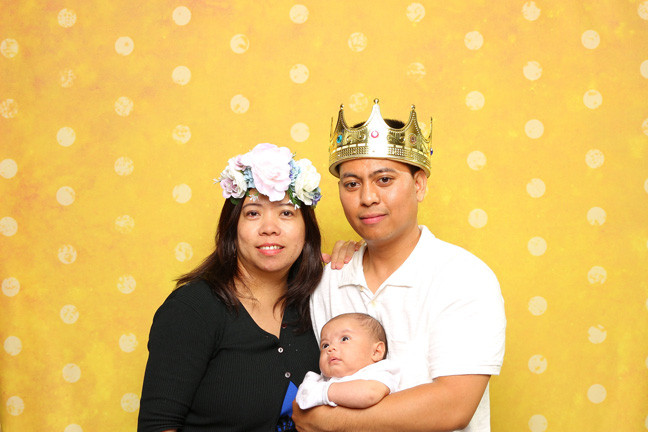photo booth rental in richmond family
