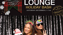 Naughty List Lounge Holiday Bash | Vancouver Photo Booth Rental