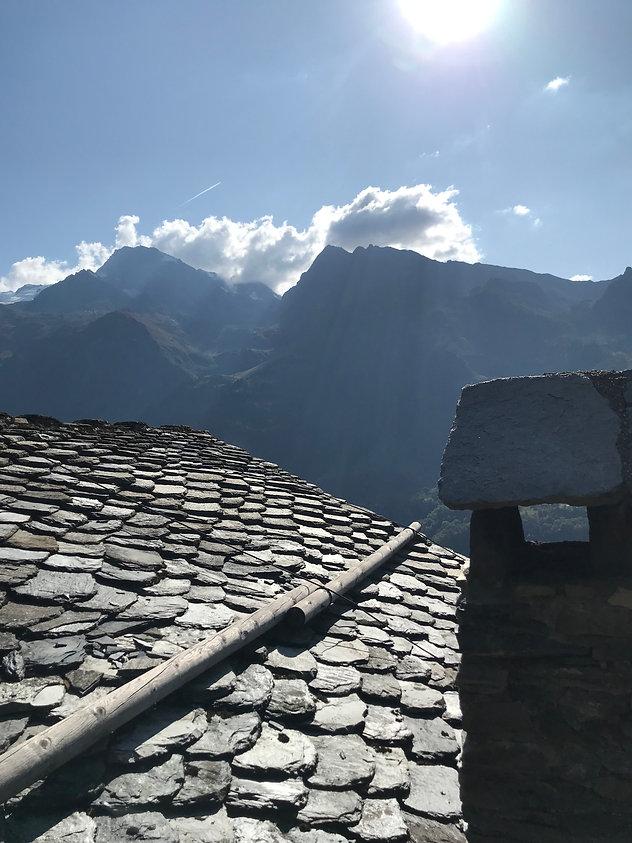 Ramonage cheminée bourg saint maurice Savoie