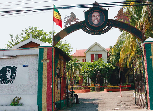 NEGRIL TO BOB MARLEY 9 MILES