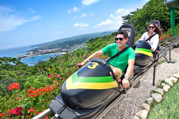 Mystic Mountain Bobsled from Montego Bay