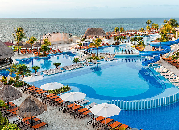 MONTEGO BAY TO MOON PALACE JAMAICA