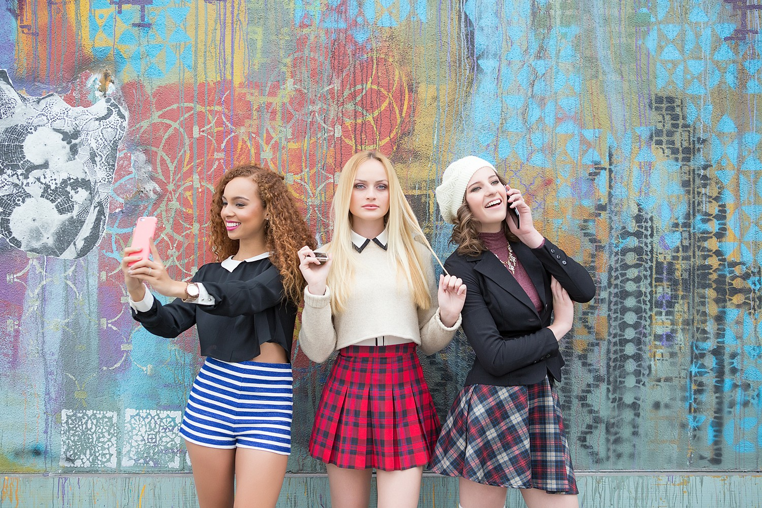 Clueless BFF Senior Pictures