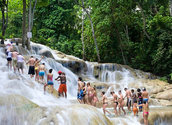 NEGRIL TO DUNN'S RIVER FALLS