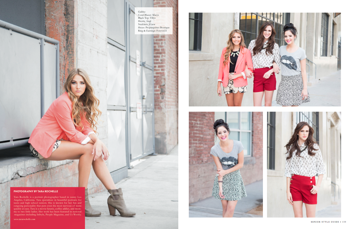 Senior Style Guide Fashion Issue
