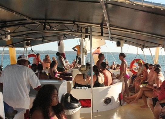 Negril Private Catamaran Cruise