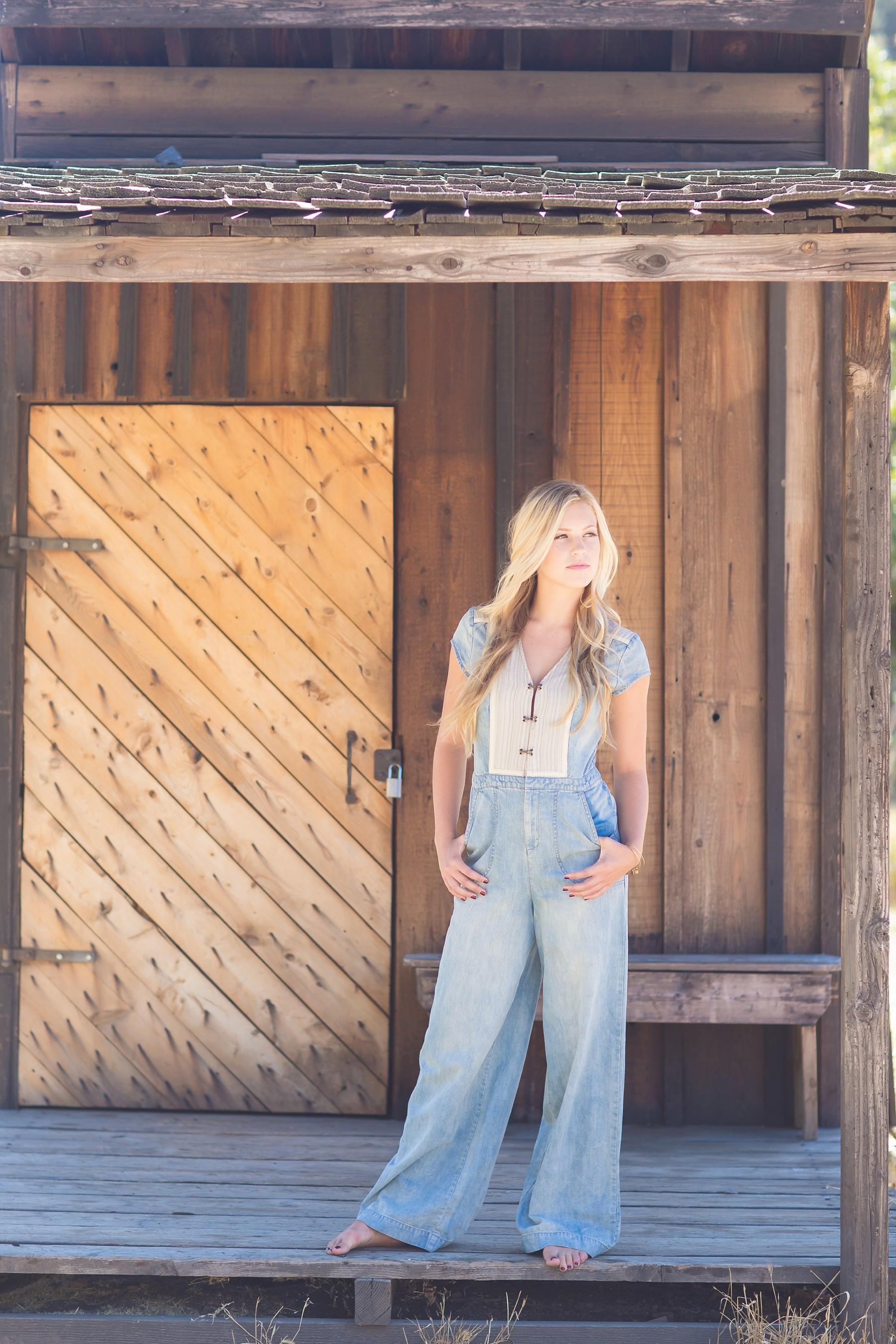 Los Angeles Senior Portraits