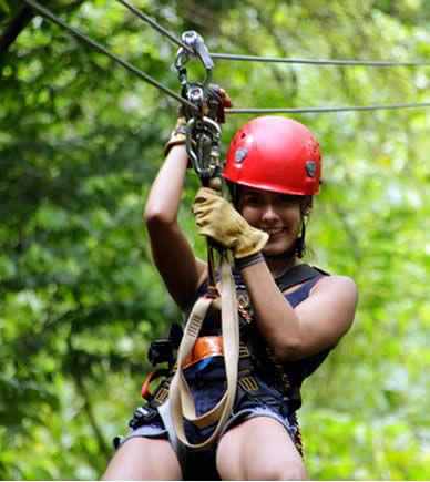 Zipline Canopy&Dunn's River Falls Tour