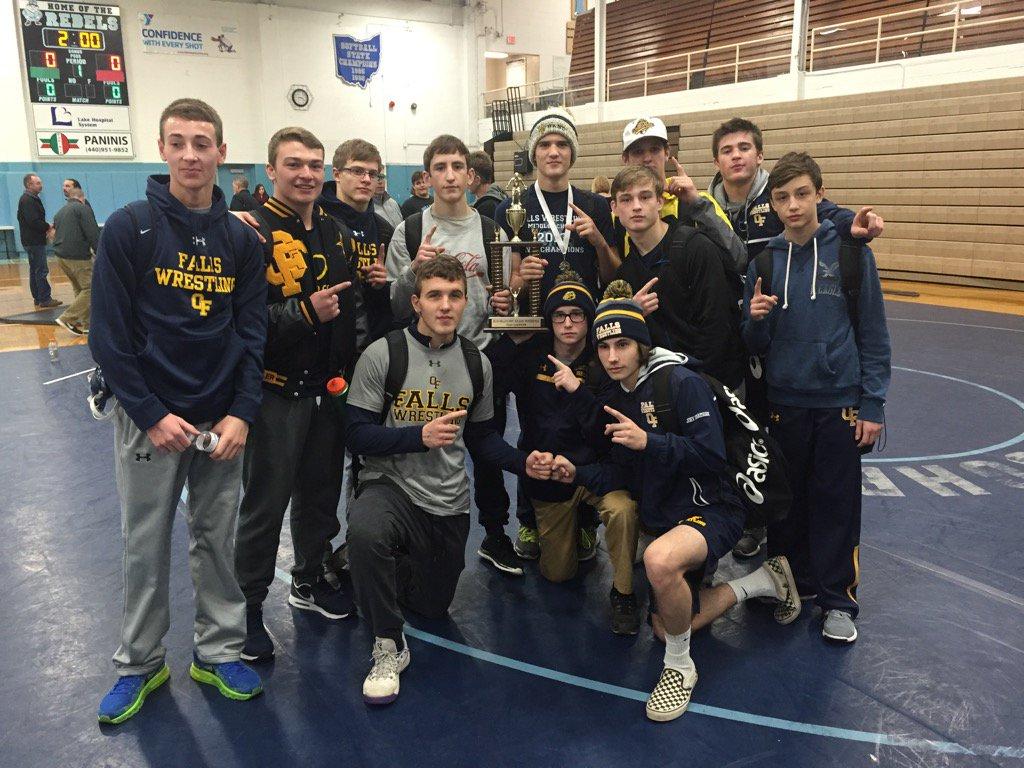 Olmsted Falls High School Wrestling