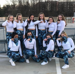 Performance ready 💙👌🏽#ecdcyouth2018 #