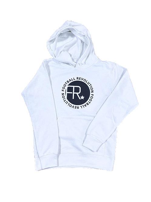 Basic-Hooded Sweatshirt B-P001