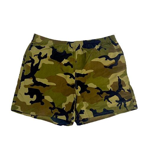 Nylon Shorts 2021