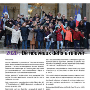 RENTREE 2020/2021 : Flash info SISAM