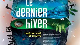 """SPECTACLE Allumeurs """"le Dernier Hiver"""""""