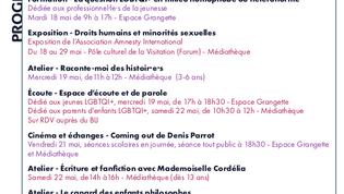 Festival QueeR Code du 17 au 29 mai