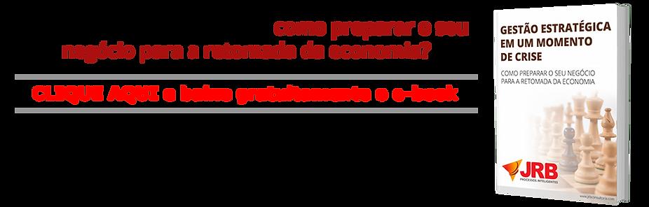 E-book Gestão Estratégica em um Momento de Crise