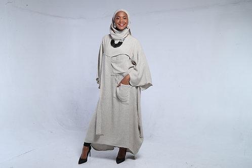 Nutral Free flow dress