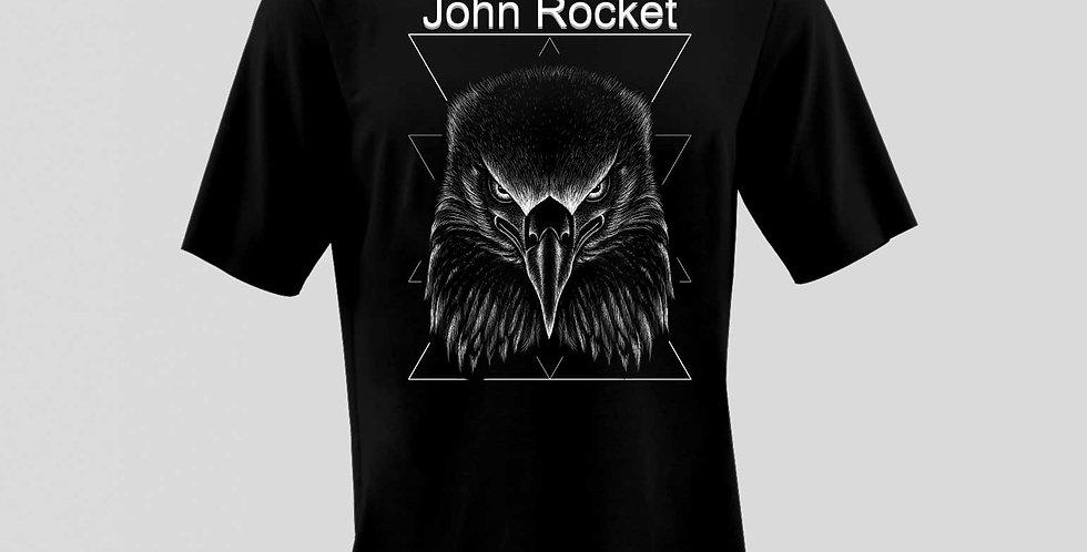 Camiseta 100% Algodão Peletizada JRKT / REF: PR20-09