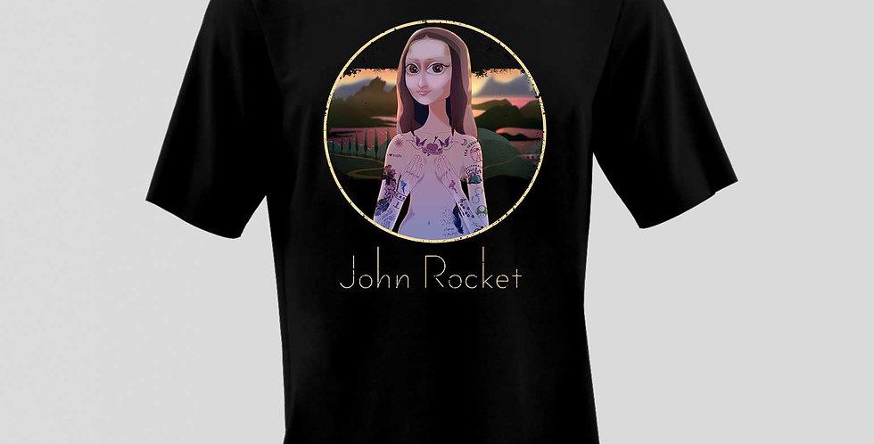 Camiseta 100% Algodão Peletizada JRKT / REF: PR20-36