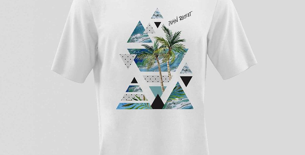 Camiseta 100% Algodão Peletizada JRKT / REF: PR20-03