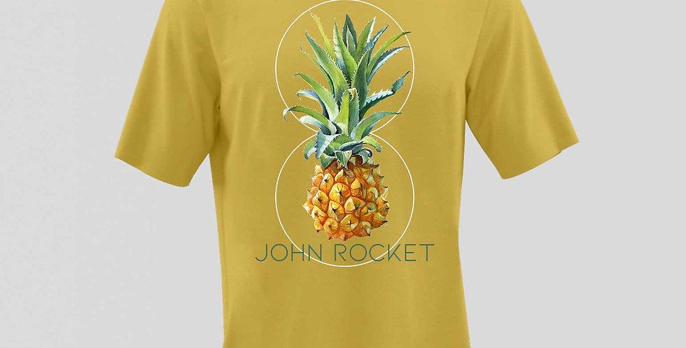 Camiseta 100% Algodão Peletizada JRKT / REF: PR20-21