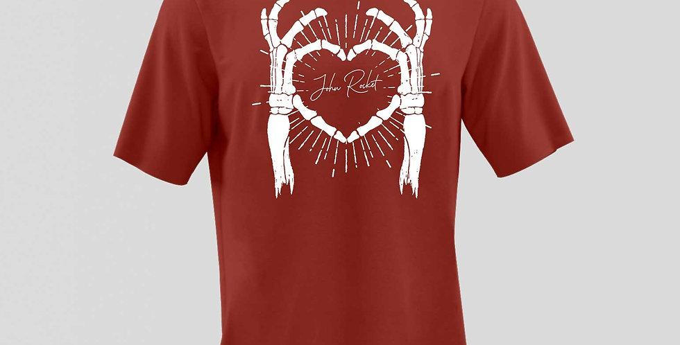 Camiseta 100% Algodão Peletizada JRKT / REF: PR20-32