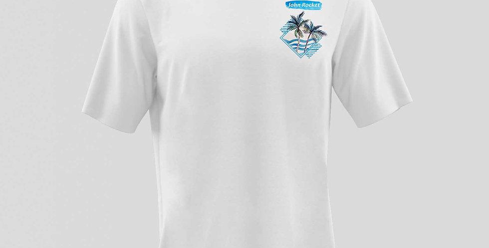Camiseta 100% Algodão Peletizada JRKT / REF: PR20-02