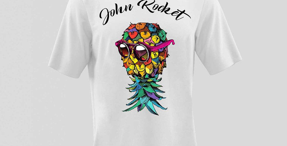 Camiseta 100% Algodão Peletizada JRKT / REF: PR20-10