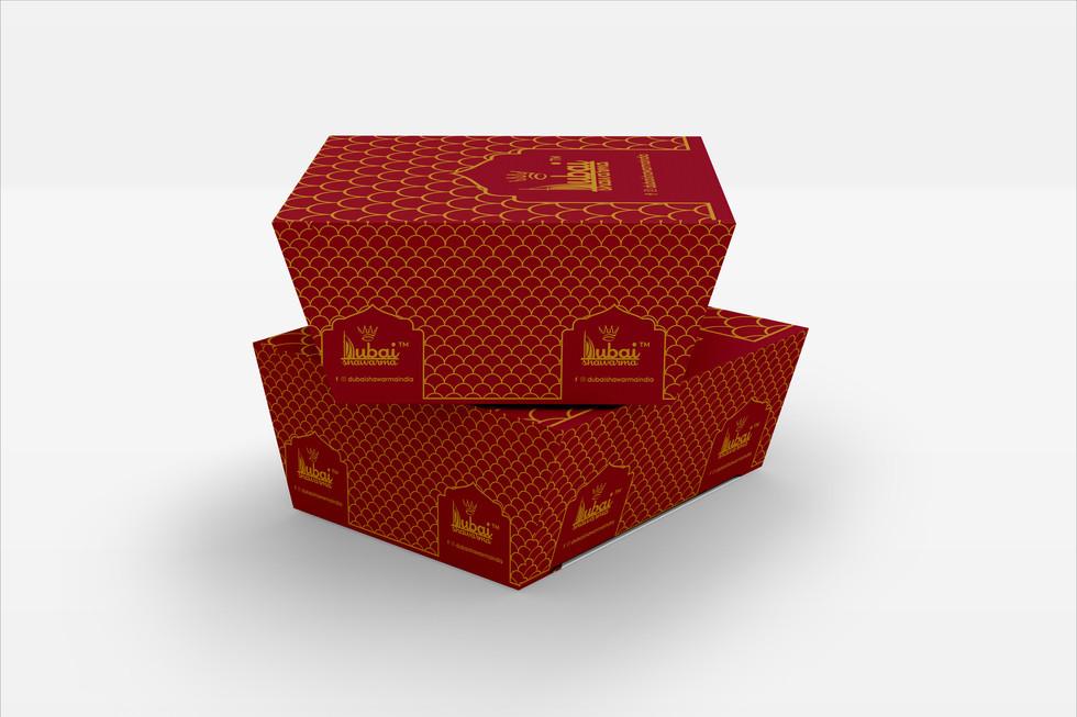 DUBAI SHAWARMA BOX